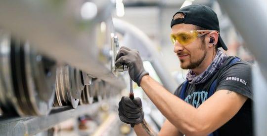 Vous souhaitez monter en compétences dans le domaine de la maintenance ?
